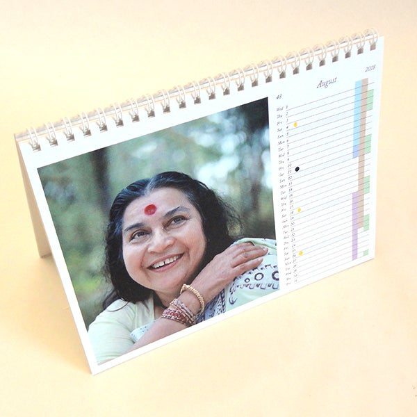 Image of Sahaj Calendar 2019-2020 (mini)