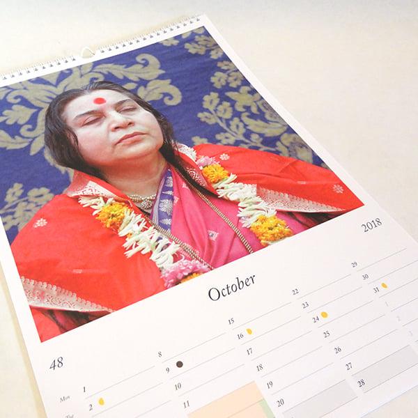 Image of Sahaj Calendar 2018-2019