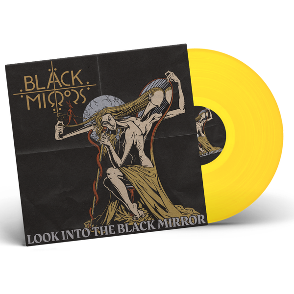 Image of Look Into The Black Mirror - Vinyl Transparent Yellow