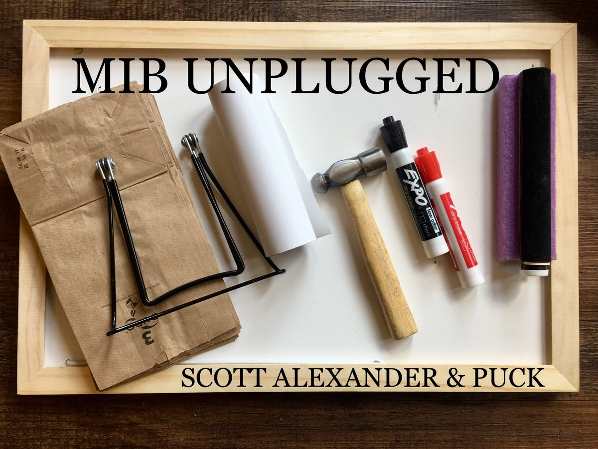 Image of MIB UNPLUGGED