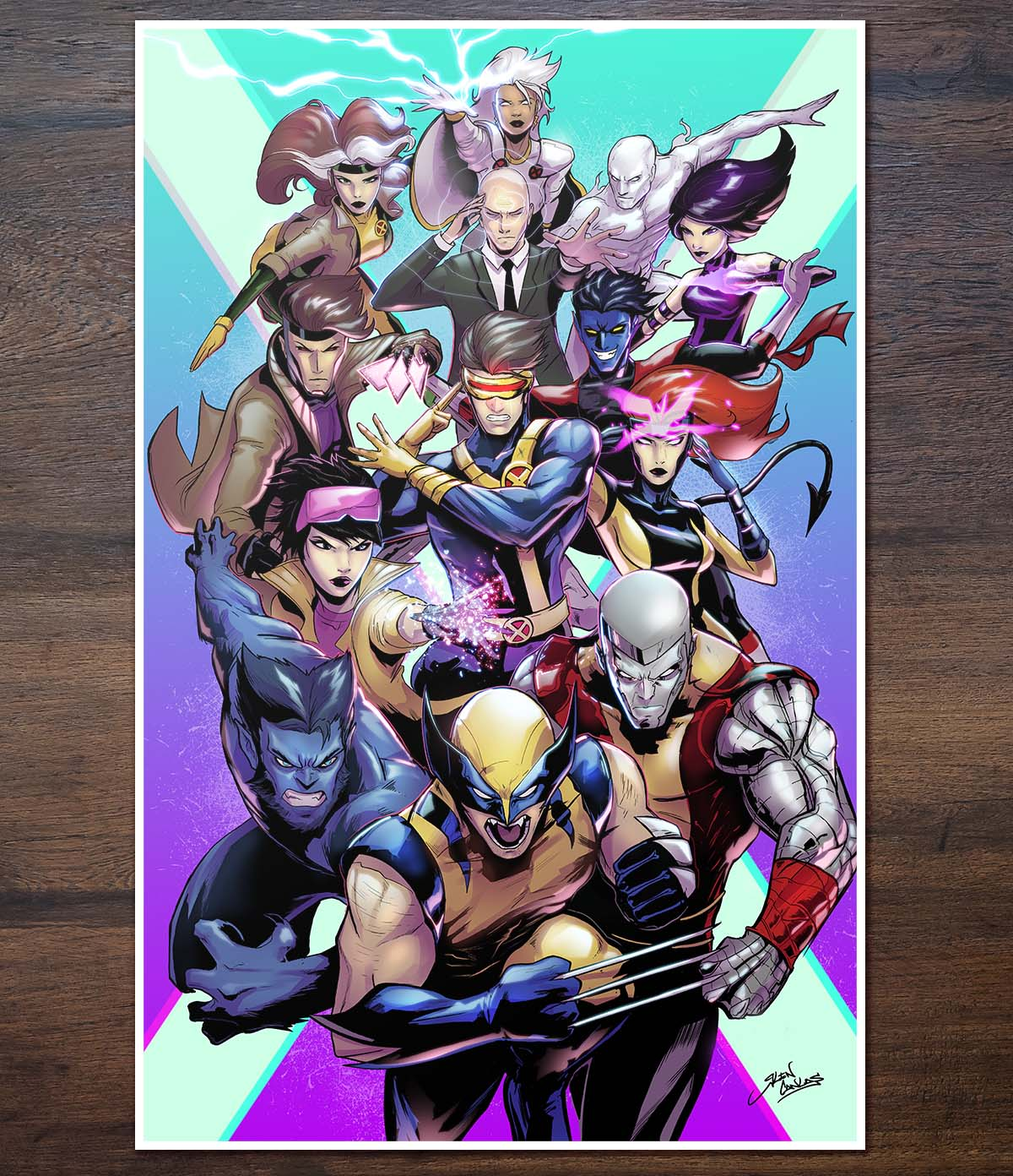 Image of X-men v2
