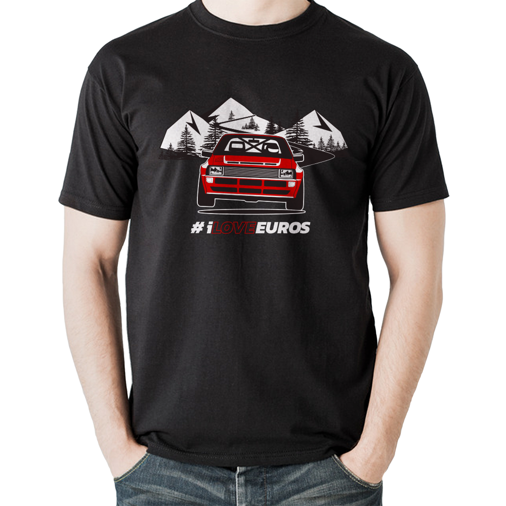 Image of Audi Quattro Mountain