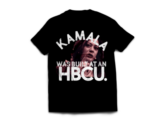 Image of Kamala's Are Built At HBCUs