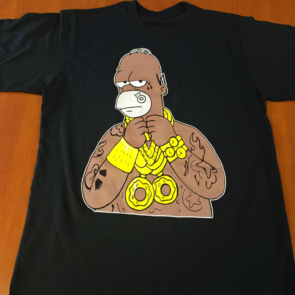 Image of Gucci Homer tee
