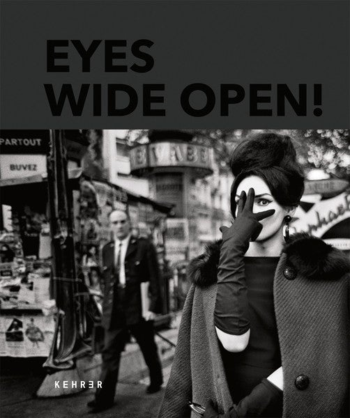 Image of Eyes Wide Open! 100 Years of Leica Photography (English Edition)