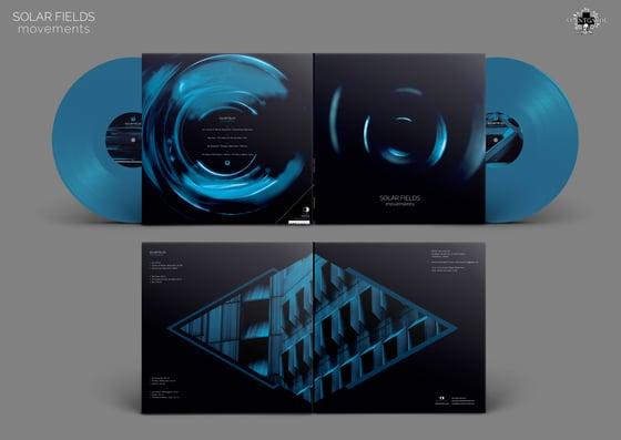 Image of Solar Fields 'Movements' 2LP (w/vinyl colors and CD bundle options)