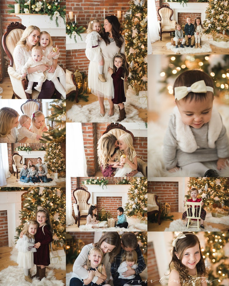 Image of 2018 Holiday Mini Sessions - Retainer