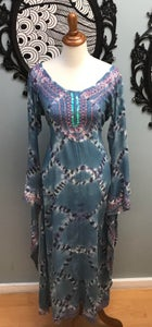 "Image of Calypso St. Barts ""Tye Dye Resort Dress"""