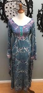 """Image of Calypso St. Barts """"Tye Dye Resort Dress"""""""