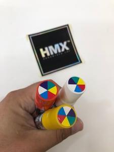 "Image of Hand Mixed ""Sliks"" Split Solid Marker"
