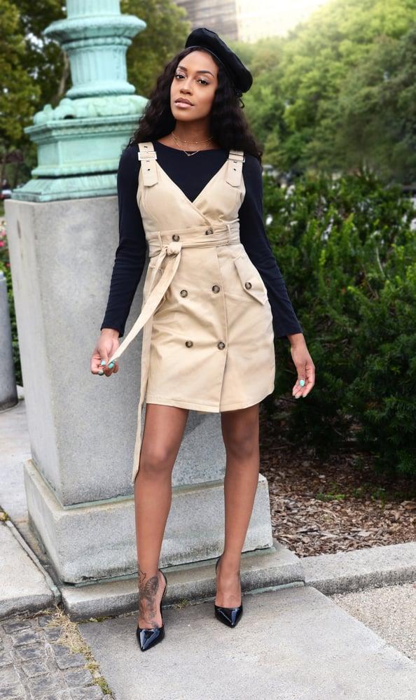 Image of Femme Dress