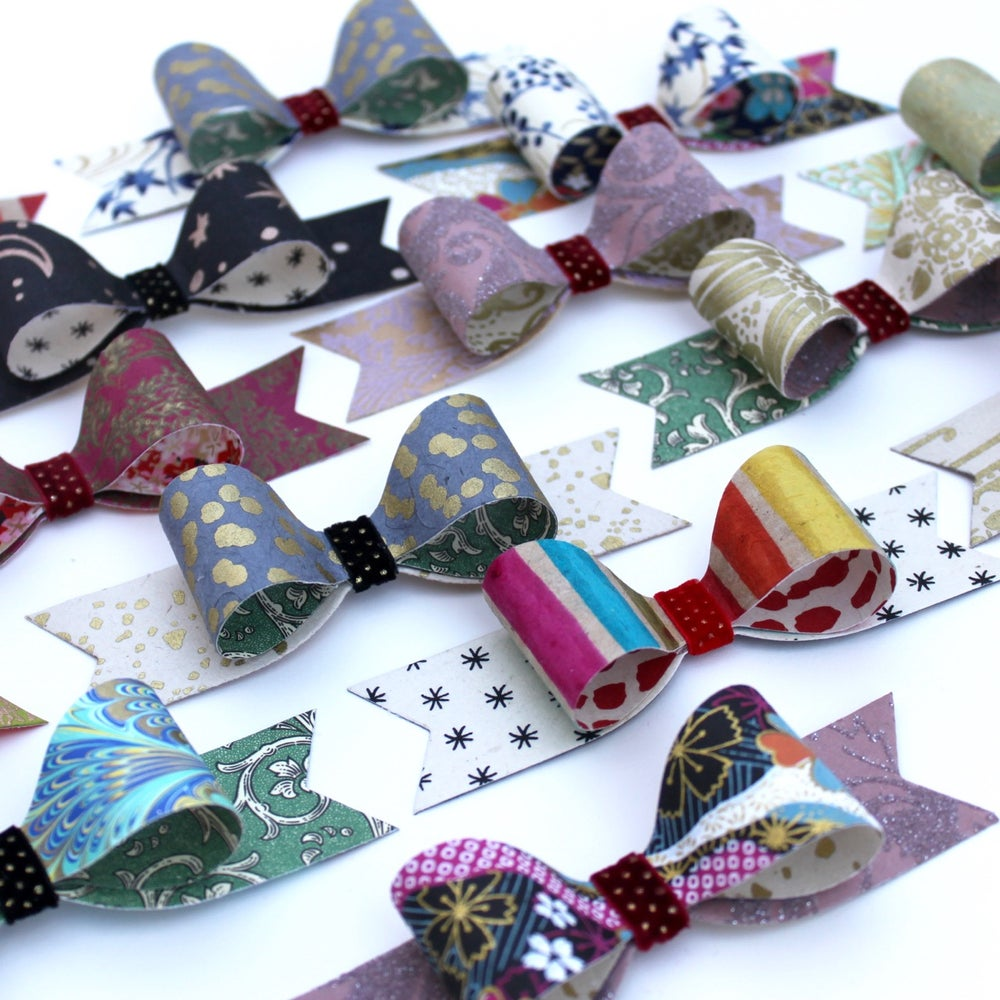 Image of Paper Bows