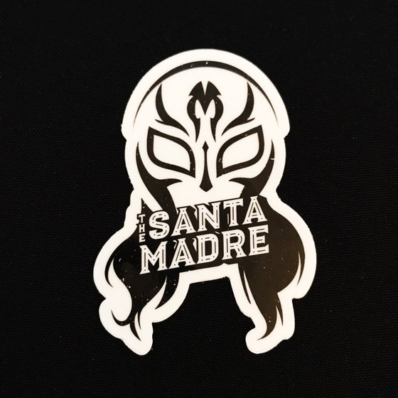 Image of The Santa Madre Sticker