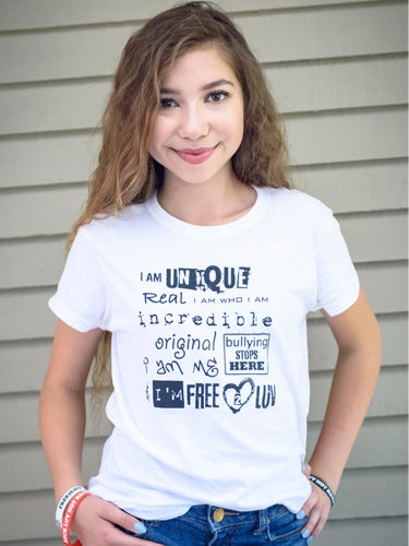 I AM UNIQUE Tee