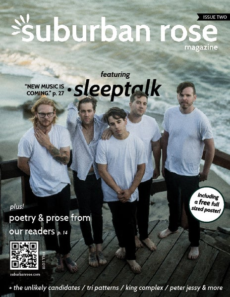 Image of Issue Two: Sleeptalk