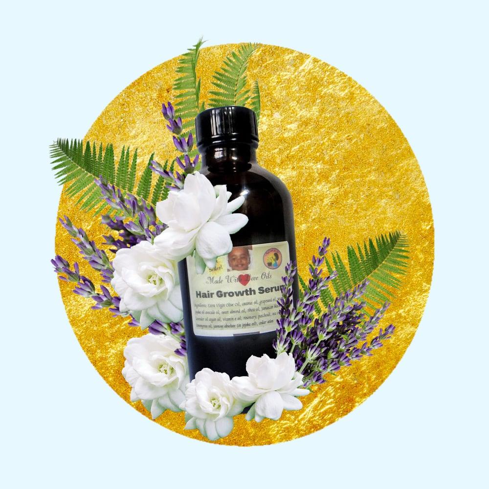 Image of Made With Love Oils - Hair Repair Serum