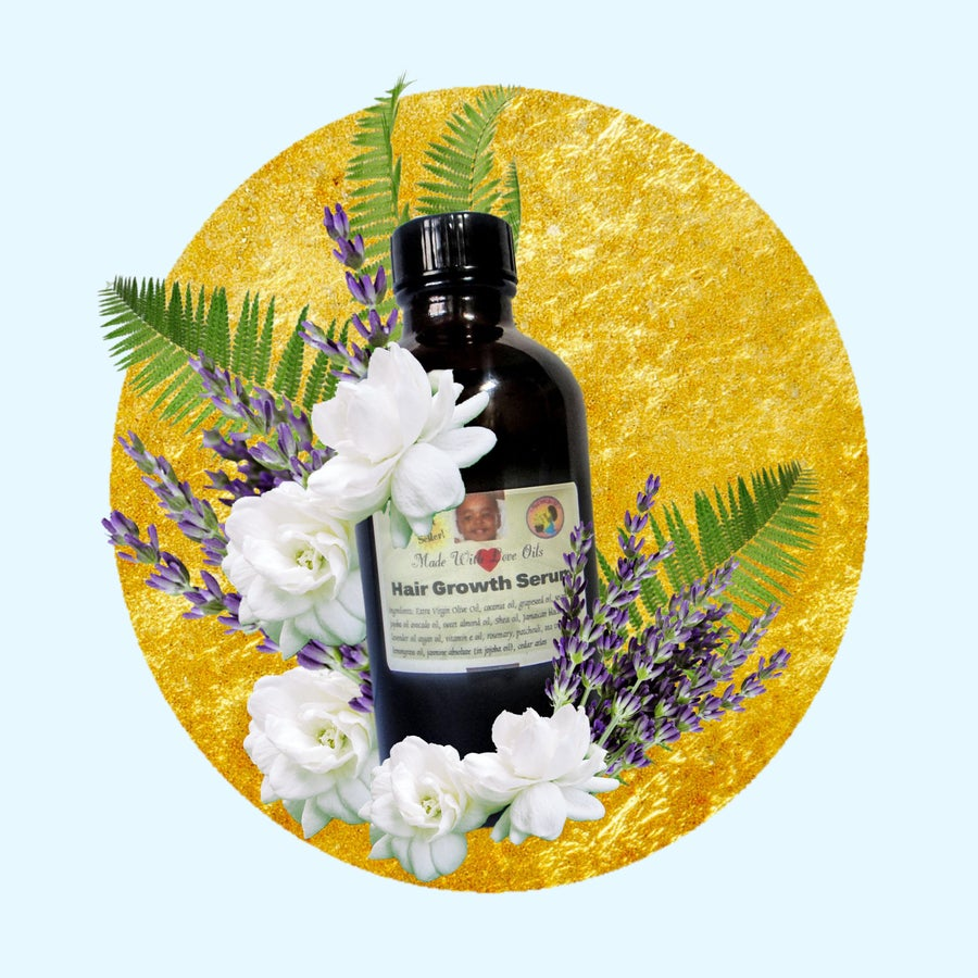 Image of Made With Love Oils - Hair Repair Serum