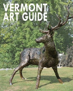 Image of CURRENT ISSUE: Vermont Art Guide #8