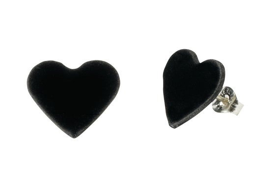 Image of iheart earrings