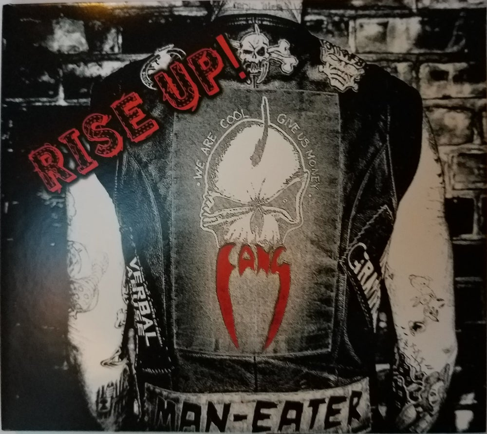 "Image of FANG-""RISE UP"" (CD)"