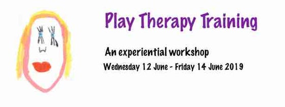 Image of An Introduction to Play Therapy Training 12-14 June 2019