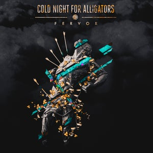 "Image of Cold Night For Alligators ""Fervor"" CD"