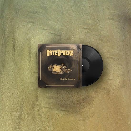"Image of 7"" Vinyl black ""Kapitalismen"""