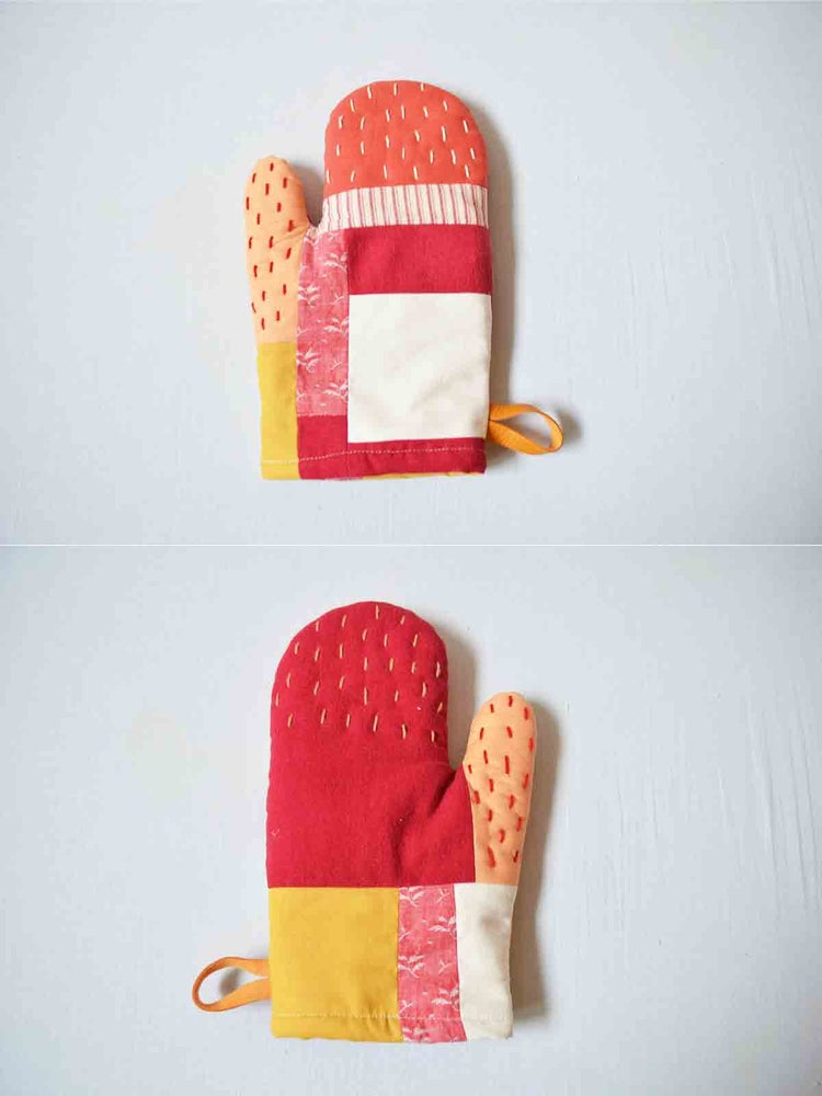 Image of cocon cactus oven mitts / New!