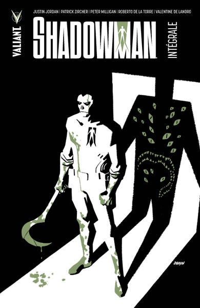 Image of Shadowman : Intégrale