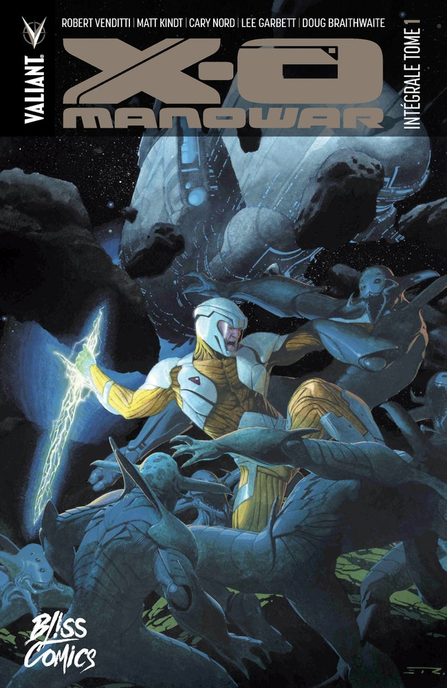 Image of X-O Manowar : Intégrale Tome 1 (2017) Nouvelle Edition