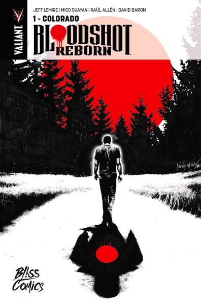 Image of Bloodshot Reborn Tome 1 : Colorado