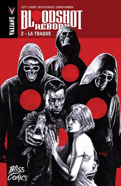 Image of Bloodshot Reborn Tome 2 : La traque