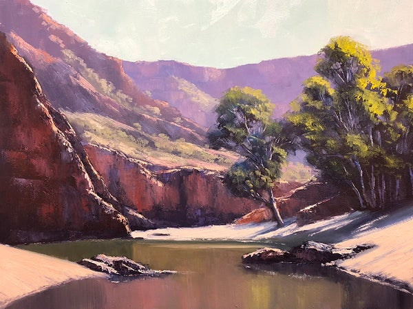 Image of Ormiston Gorge