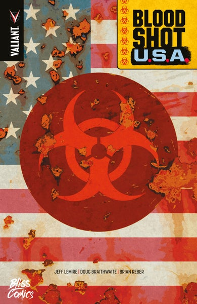 Image of Bloodshot USA