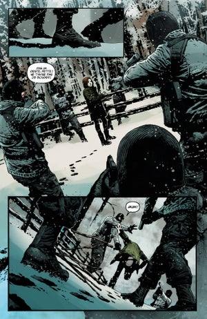 Image of Bloodshot Salvation Tome 1 : Le livre de la vengeance