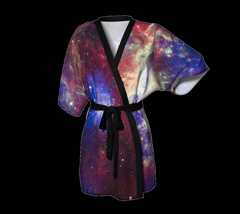 Image of Shamanic Nebula Kimono