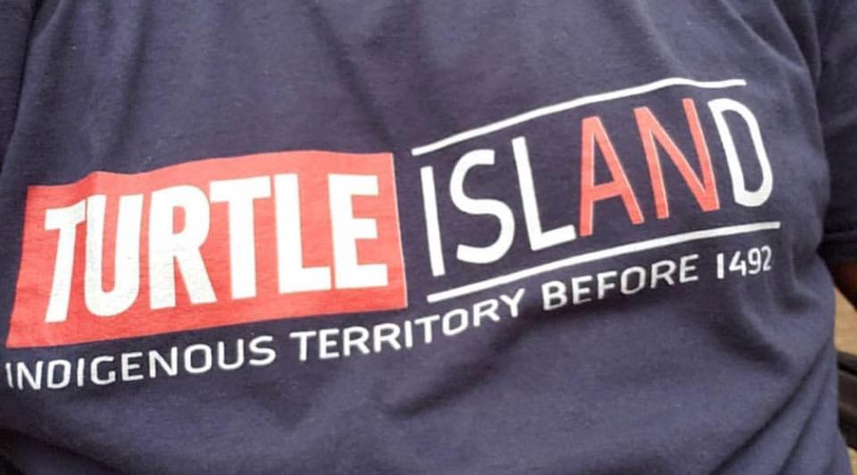 Image of TURTLE ISLAND Indigenous Territory Before 1492