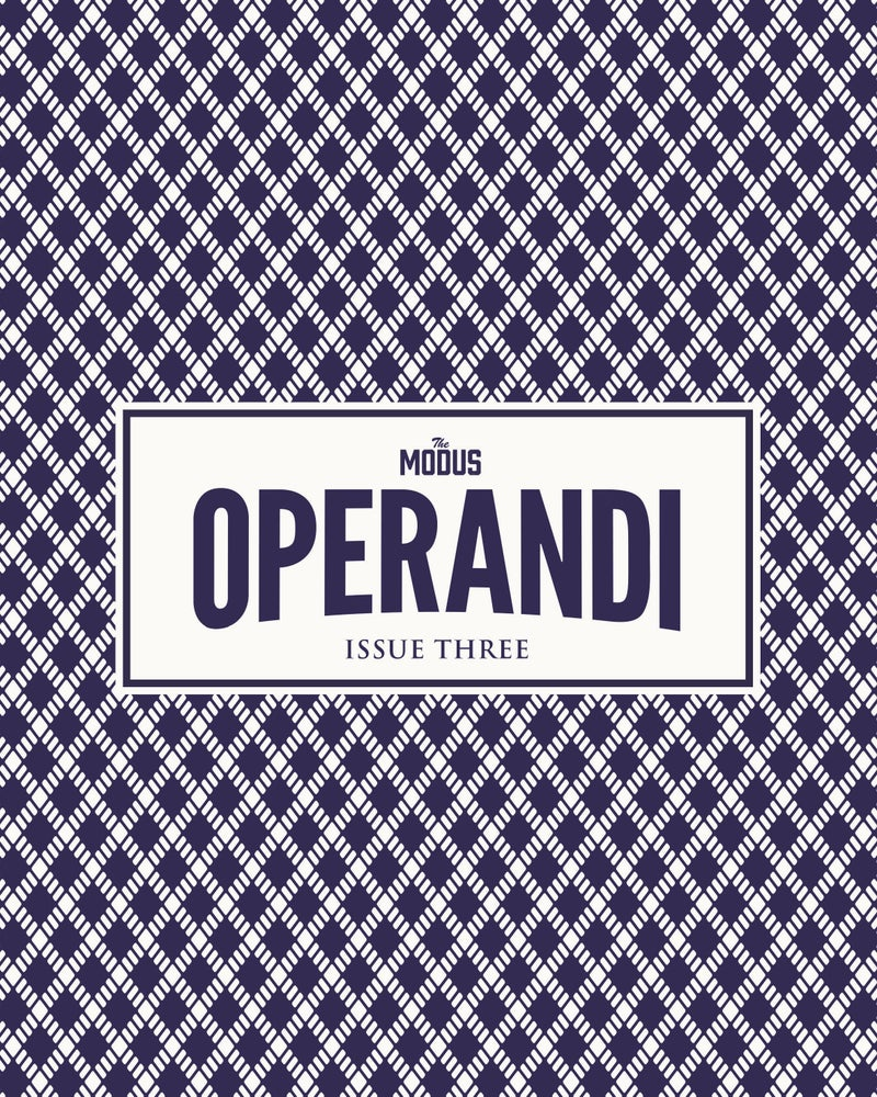 Image of Operandi Issue Three