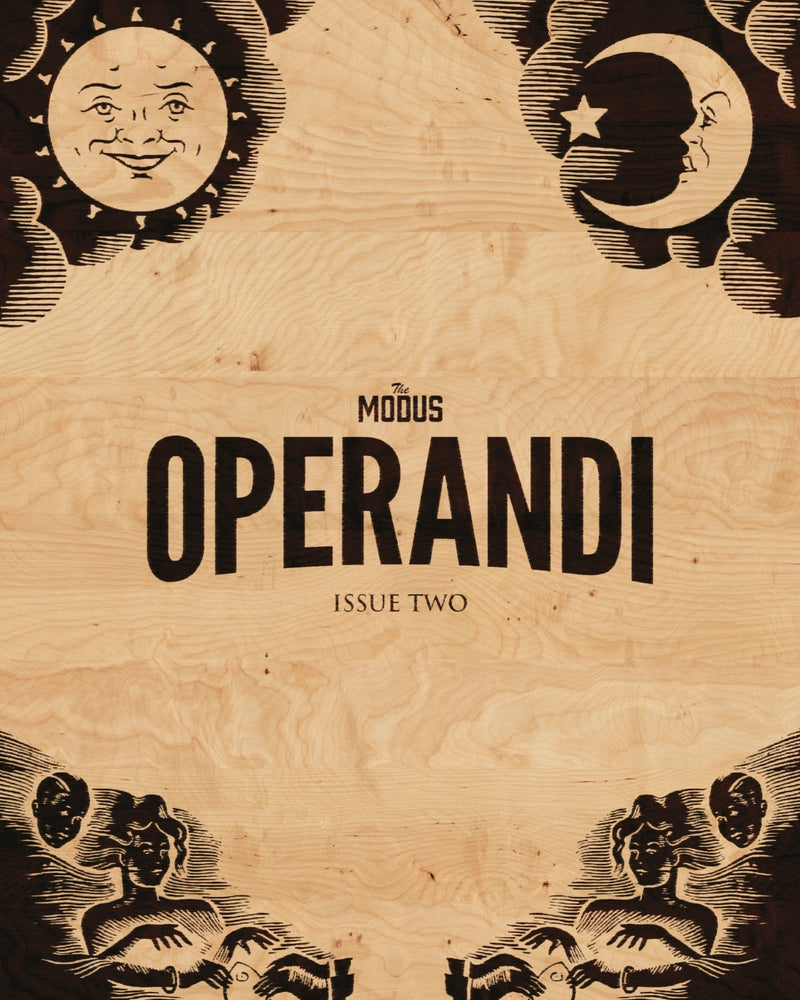 Image of Operandi Issue Two