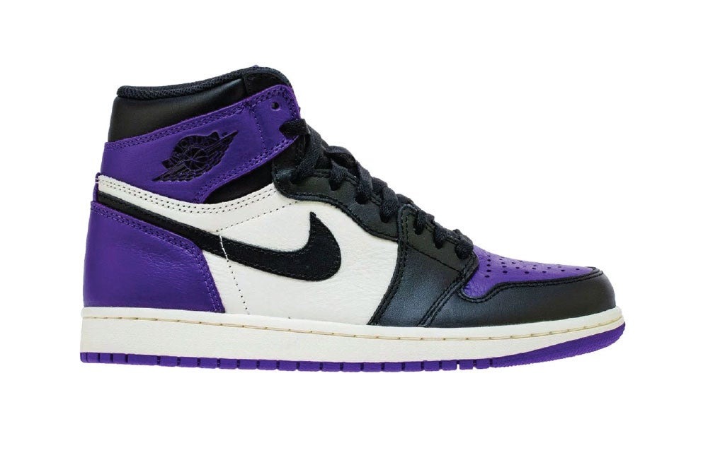 Image of [Pre-Order] Air Jordan 1 Retro High OG Court Purple 555088-501