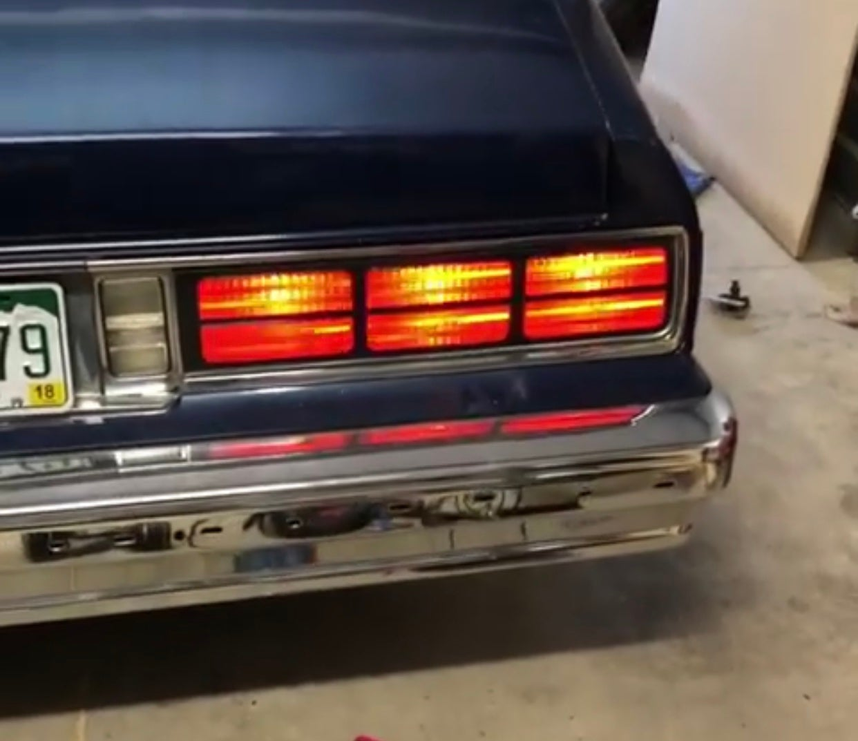 Universal Sequential Tail Lights