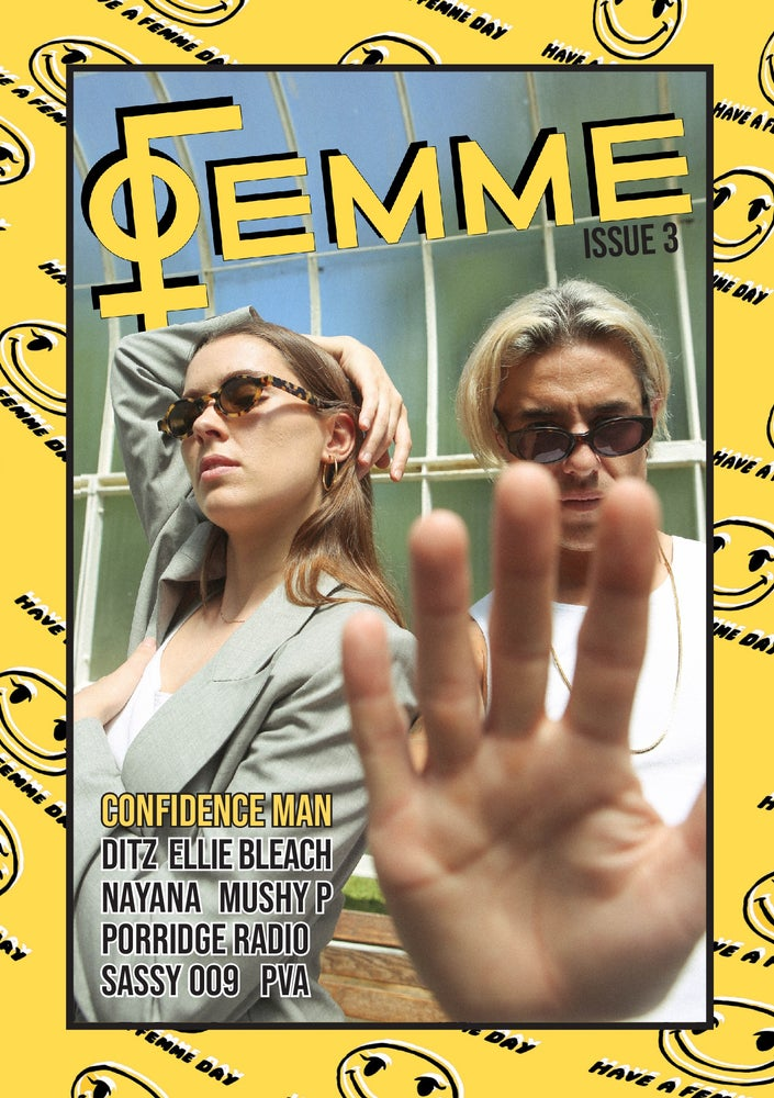 Image of Femme Issue #3