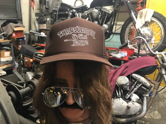 Image of Throwback Mess Hat