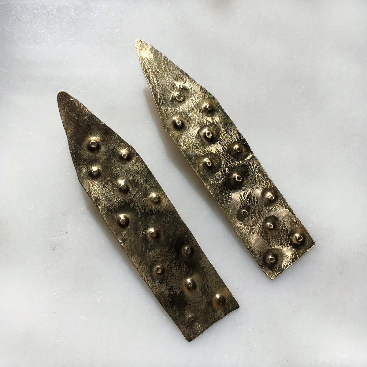 Image of spire earring