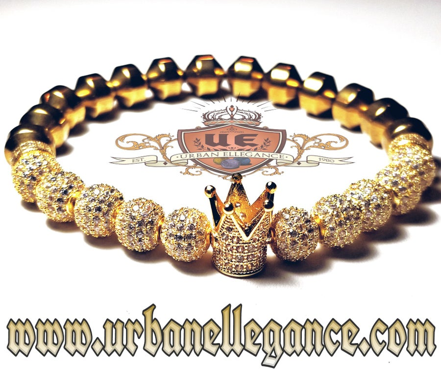 Image of Urbanellegance 10 Year Commemorative Bracelet