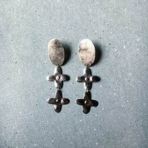 Image of XL anon earrings