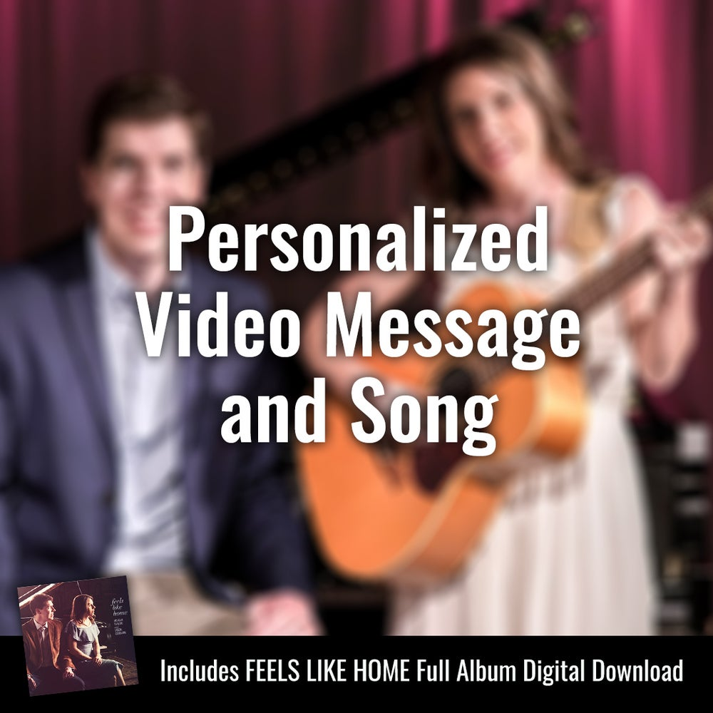 Image of Personalized Video Message and Song (10 Remaining)