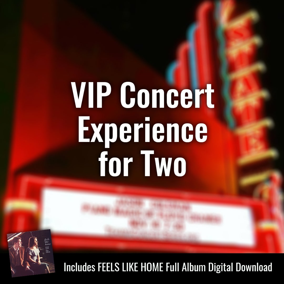 Image of VIP Concert Experience for Two (5 Remaining)