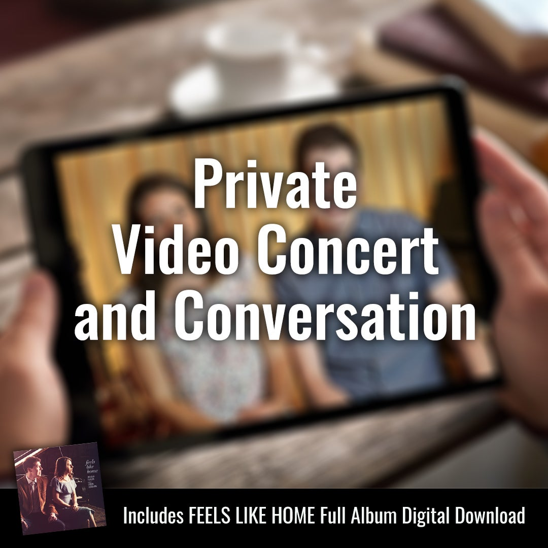 Image of Private Video Concert and Conversation (5 Remaining)