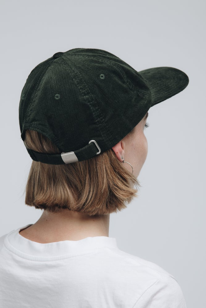 Image of Poleit Cord Cap Green